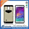 2015 Newest Price phone case with credit card slot for Samsung Galaxy Note 4