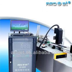 arojet industrial printing machine! self-clean head ink for domino printer