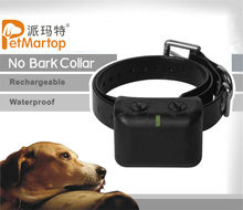 2015 TZ-PET 850 hot electronic no-barking collar for dogs from China advanced bark control collar