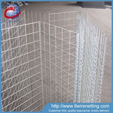 Anping factory high quality hesco barrier / welded gabion / gabion basket