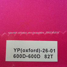 600D waterproof PU coating fabric for tent