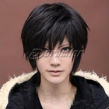 2015 Hot selling Hair wigs for men price cheap price mens wigs Synthetic Hair in China