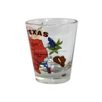 1.5oz shot glass cups drinking tequila tea wine shaped shot glass cups wholesale price souvenir shot glass
