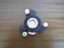 25mm 4ohm 10w tripod exciter with EVA dots speaker
