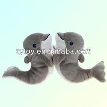 Small Size Sea Animal Toys Plush Dolphin