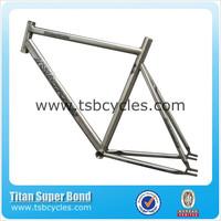 700C Single Speed Fixed Gear Bikes frame china bicycle frame TSB-TM1404