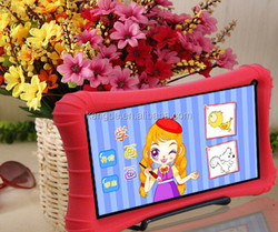 """Newest popular hot sale kids 7 inch tablet case, silicone 7"""" universal tablet case, kid proof silicone kids 7 inch tablet case"""