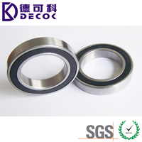China bearing factory supply 6240-2RS two side rubber seals bearing 6204RS ball bearing