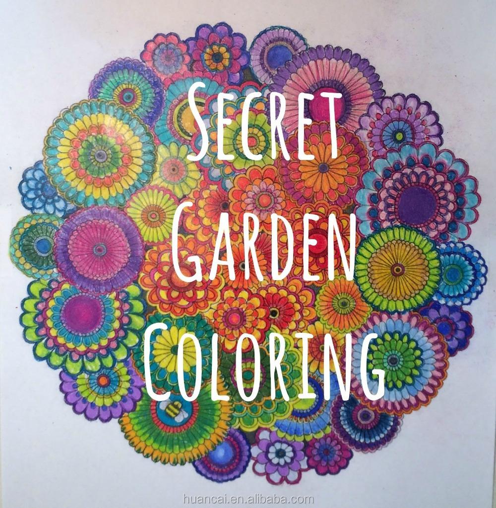 2015 Popular In Usa Secret Garden BookCheap Secret Garden