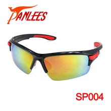2015 Unisex Panlees Latest Fashion In Eyeglasses SP004 Bicycle Fluorescent Frame Polarized Day Night glasses