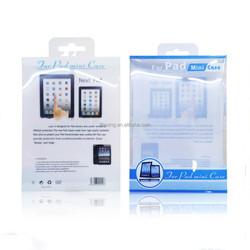 plastic electronic box for Ipad case