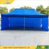 2015 pop up tent folding gazebo with 4 pcs sidewalls 3*6M