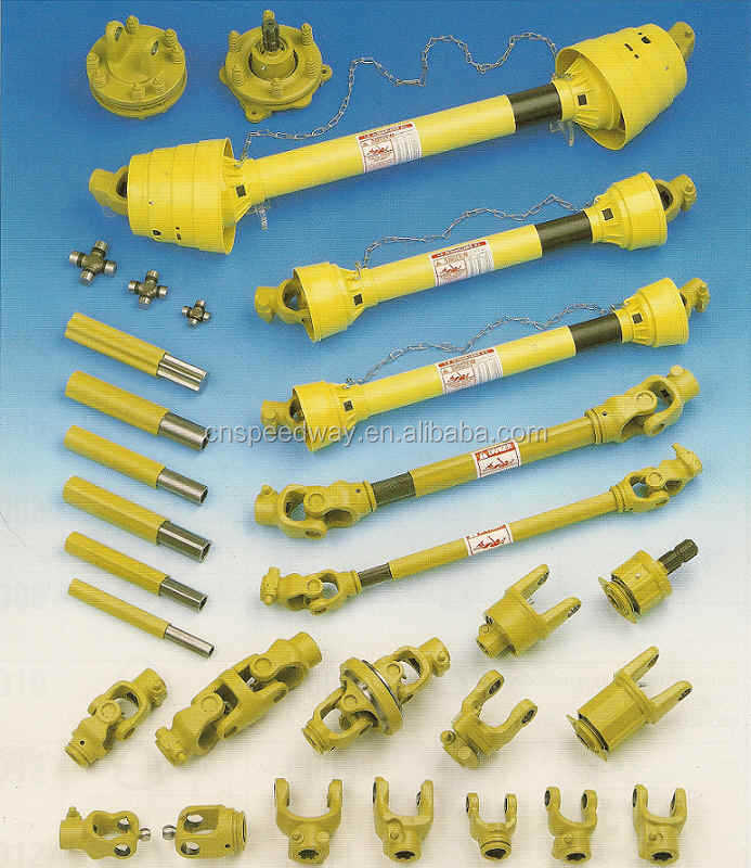 Tractor Drive Shaft Parts : Pto shaft drive shafts for agricultural tractor spare