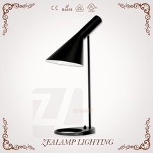 Hot Sale Indoor Decorative Led Light Aj Simplicity Table Desk Lamp New Product For 2015