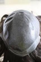 men toupee curly stock,toupee,hair piece