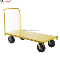 steel high capacity cargo hand push cart