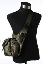 Excellent quality military hiking sling bag for tactical