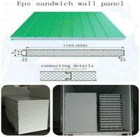 eps foam interior wall panel/wholesale low price eps sandwich wall pane