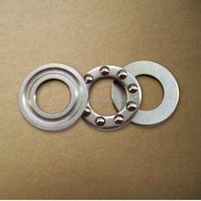axial mini brass cage thrust ball bearing F4-10