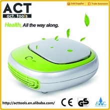 China factory mini ionic freshener air purifier electric car perfume for negative ion car air ourifier