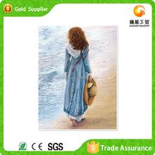 Yiwu Factory Supply Handmade Diamond Famous Paintings Of Women