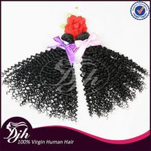 Brazilian Unprocessed cyber monday Kinky Curl hair extensions