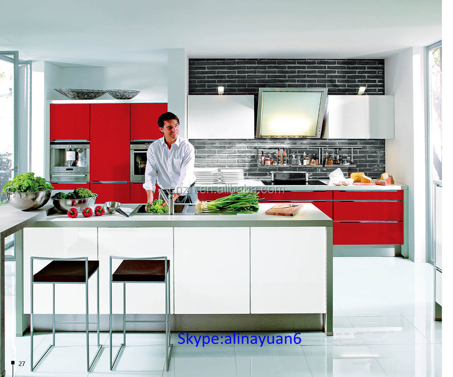 High Gloss Acrylic Kitchen Cabinet Buy Modern Kitchen