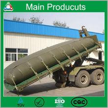 Military Use / Factory Use customized high quality long lifespan folding flexible TPU crude oil tank