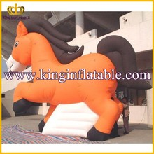 Customized Commerical Giant Inflatable Animas Inflatable Horse For Kids