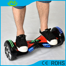 2015 New two wheel smart drifting self balancing electric scooter with Bluetooth Speaker and LED light