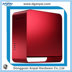 High quality and best price custom aluminium box for electronic