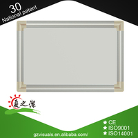 Professional Custom good quality school whiteboard Magnetic office whiteboard for sale