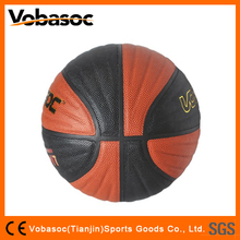Customed Leather /PVC Material Laminated basketball