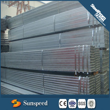 Galvanized square tube / Square Tube for clamps