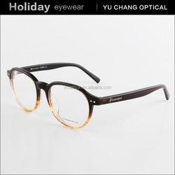 2014 latest design reading glasses fashion acetate eyewear optical frames