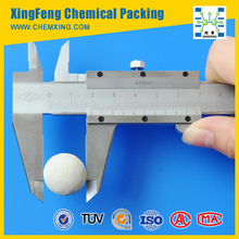 19mm Ceramic Packing Ball Oil Refinery Catalyst