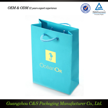 Preferential Price Quality Assured Paper Gift Bag Cub