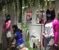 cheap wholesale artificial wisteria artificial silk flower bush