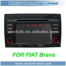 2012 New touch screen 8 inch Car stereo with dvd for Fiat
