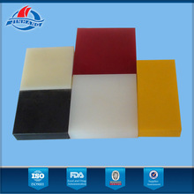 Excellent hdpe plastic sheet with customized color and specification