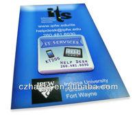 Factory adhesive microfiber mobile phone screen cleaner
