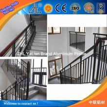 Extrusion aluminium handle supplier / aluminium profile handle / furniture part aluminium extrusion pr manufacturer
