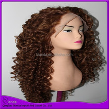 Synthetic U Part Wig, Curly Wig For Black Women, Curly Wig For Black Women Factory