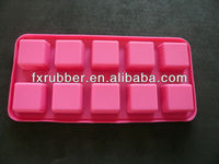 Silicone Penguin Ice Cube tray mould/mold