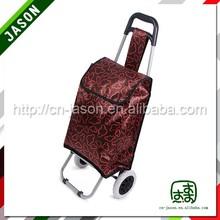 Foldable Hand Luggage Trolleys,Luggage Cart folded lightness shopping trolley bag