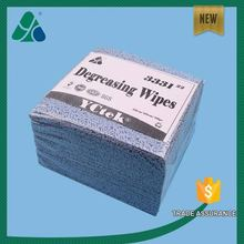 Industrial used heavy duty PP nonwoven fabric oil cleaning rag