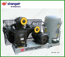 Shangair 09WM Series Piston 30Bar Air Compressor Industry Natural Gas Compressors Electric Air Compresso