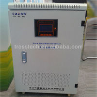 inverter is used to convert DC power inverter to AC household power