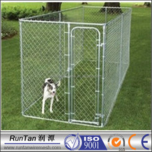 China manufacturer outdoor chain link dog run kennel