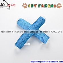 BMP0115 Ningbo BABYMATE Plush Polyester Dog Play Chew Toy Durable Chewing Pet Squeaker Outdoor Activity
